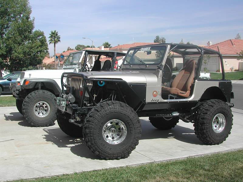 Jeep Wrangler Coil Springs lowest lift on TJ with 37's and trimming??? - Pirate4x4.Com : 4x4 and ...